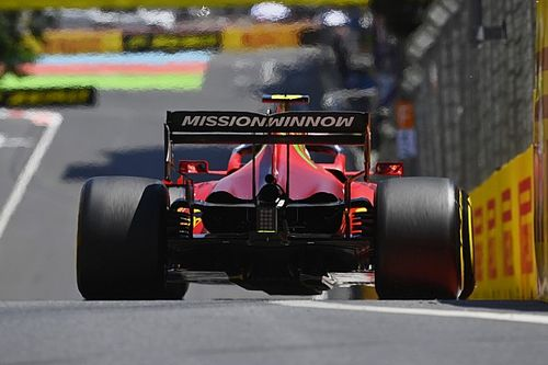Ferrari discussing new deal despite dropping Mission Winnow logos