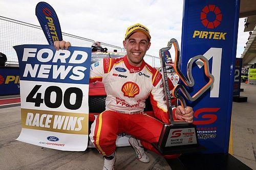 De Pasquale Persembahkan Kemenangan Ke-400 Ford