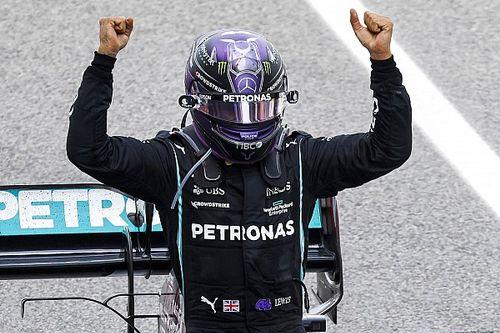 Forbes'e göre Hamilton, dünyanın en çok kazanan 8. sporcusu