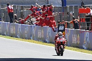 """Ducati: la doppietta di Jerez è una """"svolta"""" epocale"""