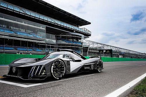 Peugeot confiant pour l'absence d'aileron arrière sur la 9X8