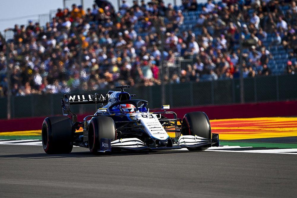"""Russell: """"Pilotların, sprint yarışında risk almaması Williams için fırsat yaratabilir"""""""