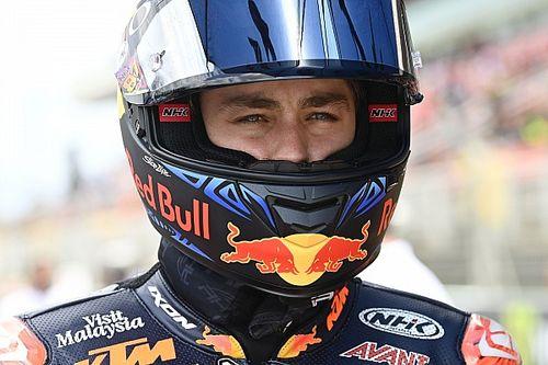 Moto2 Almanya 1. antrenman: Gardner hafta sonuna hızlı başladı