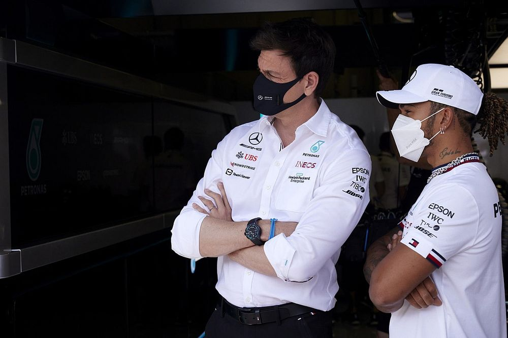 """Wolff: Mercedes wants to """"bring respect back"""" to crash discussion"""