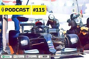Podcast #115: Mercedes jogou a toalha para 2021 após derrota na Estíria?