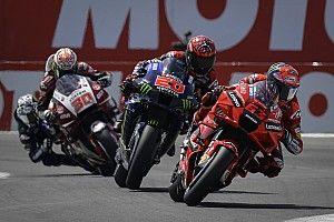 """Pecco Bagnaia : """"Peut-être ma course la plus difficile en MotoGP"""""""