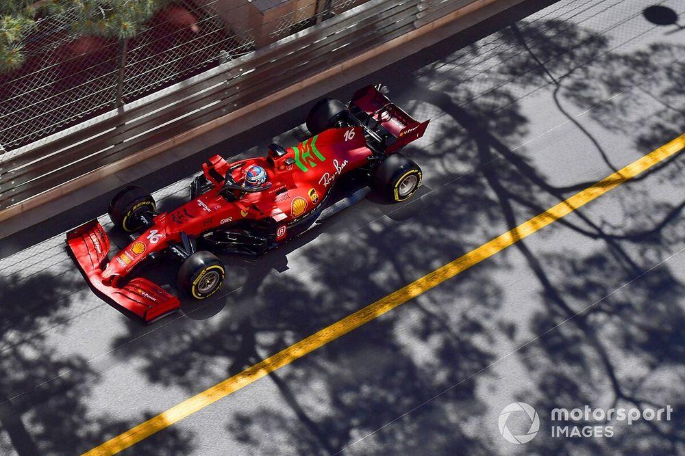 Hasil FP2 F1 GP Monako: Ferrari Fantastis