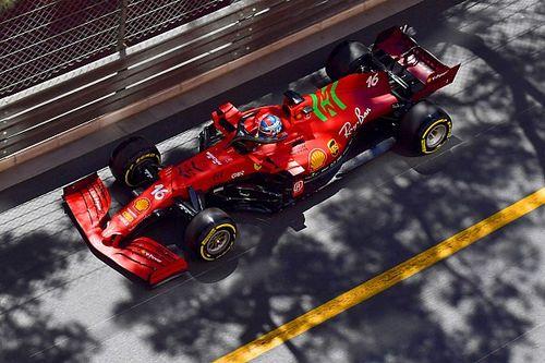 EL2 - Leclerc et Ferrari brillent, Schumacher dans le rail