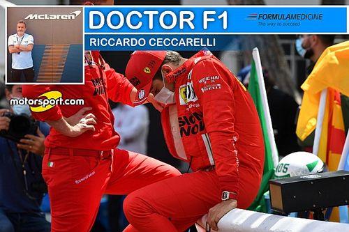 """Ceccarelli: """"Il venerdì di Monaco spezza la tensione dei piloti"""""""