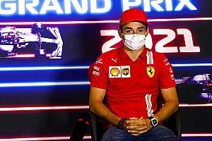"""Leclerc: """"Red Bull iddiaları sadece dedikodu"""""""