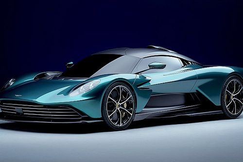 Aston Martin Valhalla, l'hypercar ibrida punta al top con 950 CV