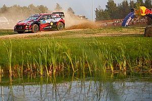 Estonia WRC: Rally favourite Tanak suffers shock early retirement