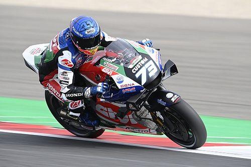 LCR Honda Harapkan Alex Marquez Perbaiki Hasil
