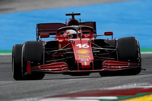 F1: Leclerc se diz feliz por Ferrari sacrificar 3º lugar pela disputa do título em 2022