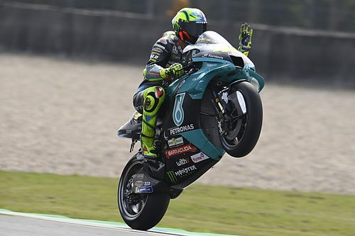 """Rossi: """"Neanche Michelin sa se le gomme funzionano"""""""