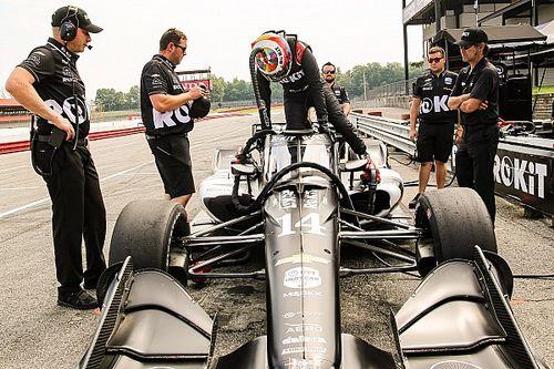 Photos - Premier test en IndyCar pour Tatiana Calderón