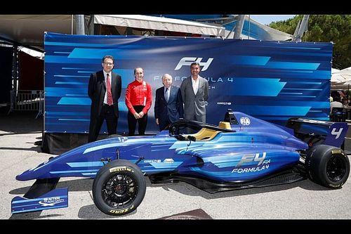 Mobil Formula 4 Generasi Kedua Siap Gunakan Mesin Hibdrida