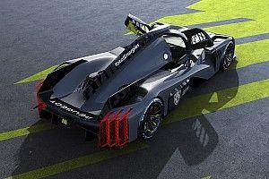 "Vergne : ""Une voiture qui marquera l'histoire du Mans"""