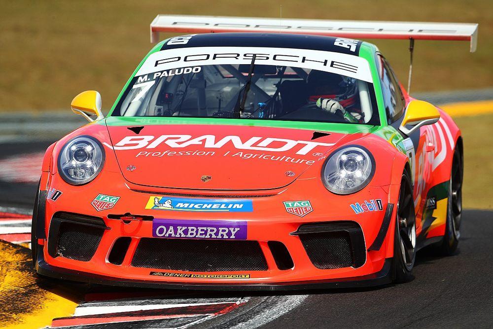 Porsche Carrera Cup: Paludo enfrenta drama inicial mas conquista pole position no Velocitta