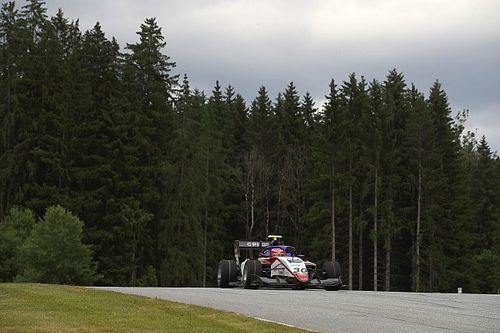 F3: Enzo Fittipaldi fica perto da pole na corrida 1 na Áustria