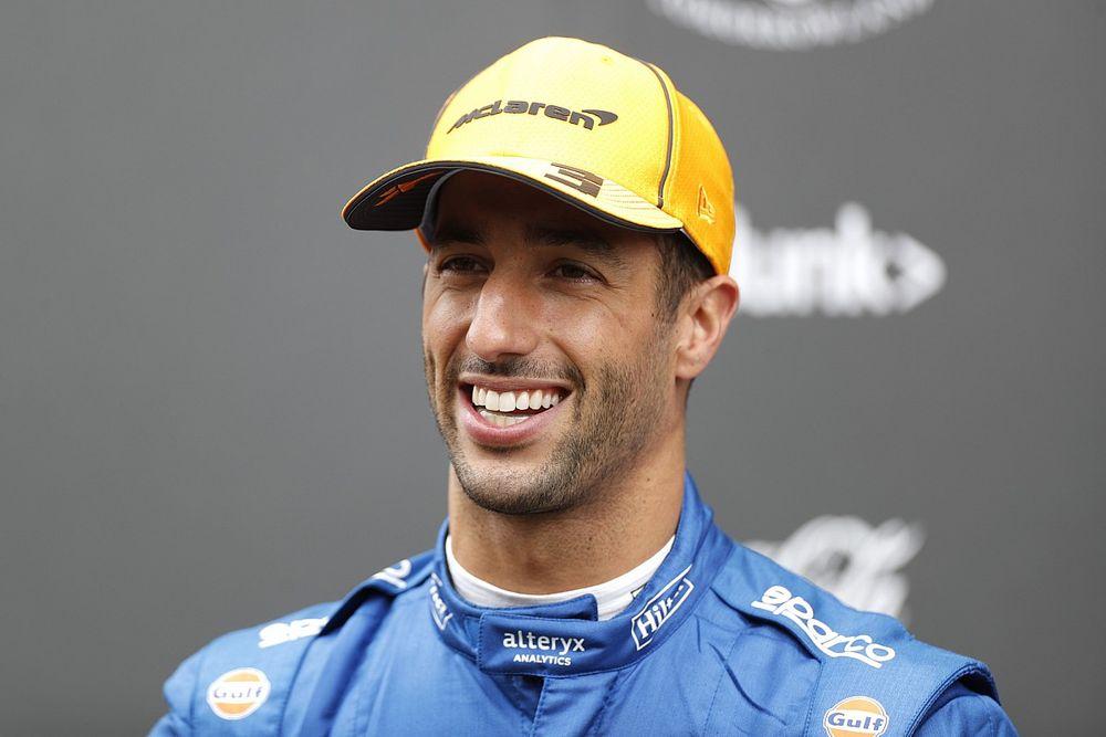 Why Ricciardo has changed his mind on sim racing