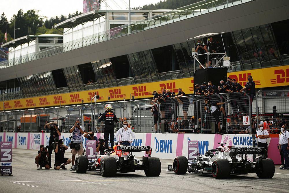 Red Bull no se traga que Mercedes F1 pare de evolucionar en 2021