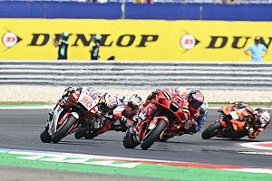 Speed Ducati Buat Nakagami Frustrasi Lawan Bagnaia
