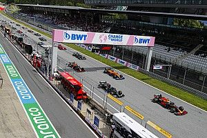 2021 F1 Austrian GP session timings and how to watch