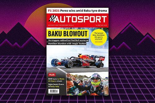 Magazine: Baku F1 review, WRC Rally Sardinia and more