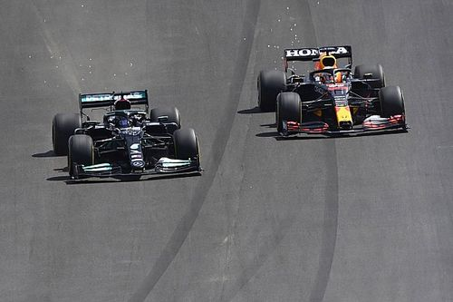 Le moteur Mercedes conserve un avantage sur le Honda, selon Verstappen