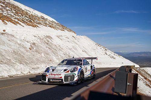 Ecco la Porsche della Champion Racing per la Pikes Peak