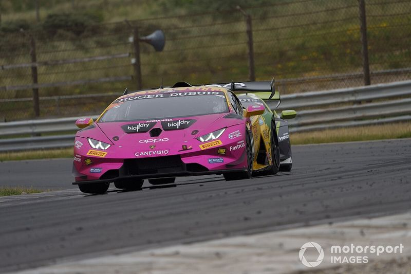 Lamborghini: tris in Gara 2 a Zandvoort per Gilardoni-Pulcini