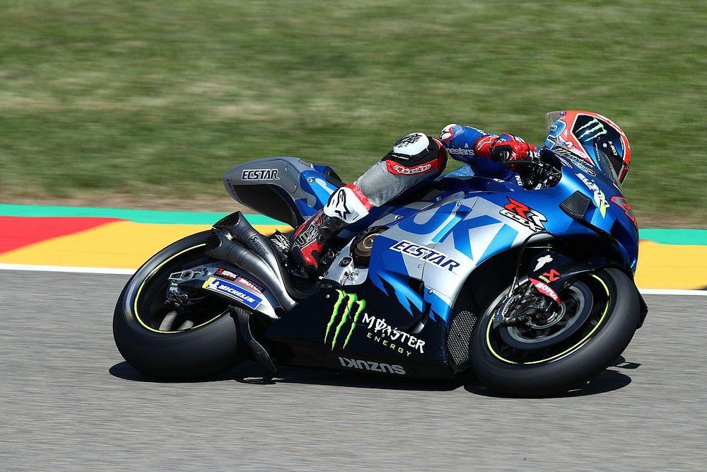 """Suzuki: """"Rins yarışlarda kendisinden istediğimiz şeyi yapıyor"""""""