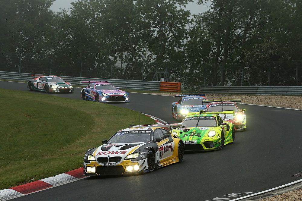 BMW showed M6 still fast on Nurburgring farewell - van der Linde