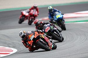 Catalunya MotoGP: Oliveira fends off Zarco to win, Quartararo loses third to penalty
