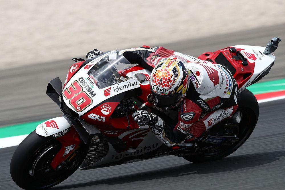 Nakagami lidera la primera práctica del GP de Estiria