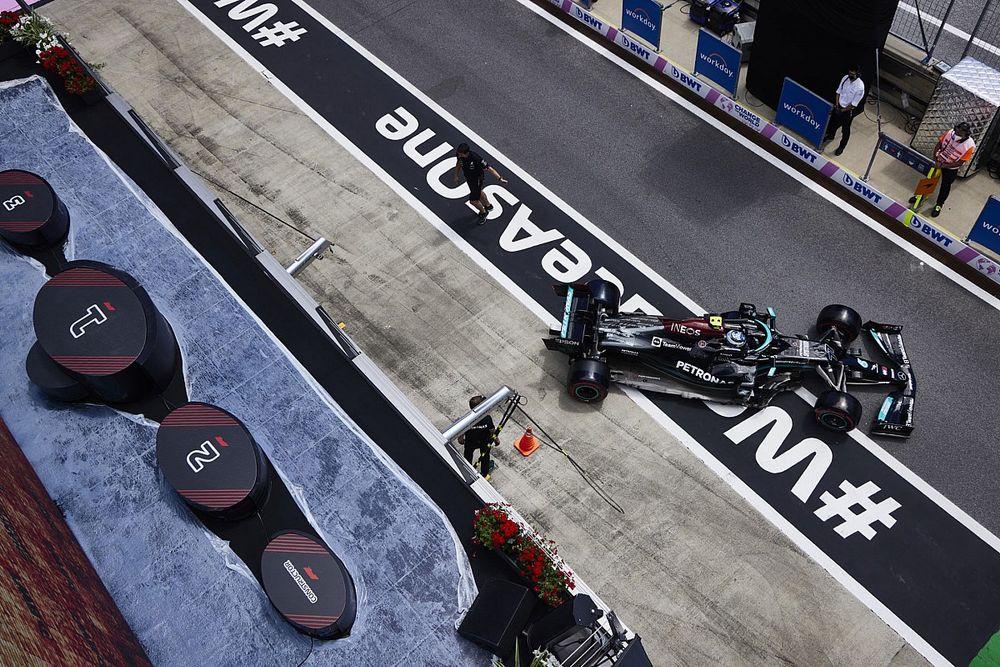 La FIA se justifica: no fue McLaren la causante de la sanción a Bottas