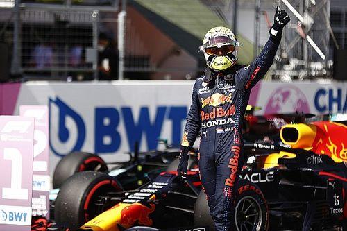 """Verstappen: """"Il giro della pole? Buono, ma non perfetto"""""""
