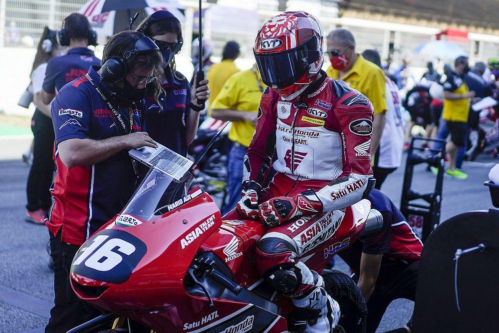 Mario Aji Jelaskan Perbaikan untuk Paruh Kedua CEV Moto3