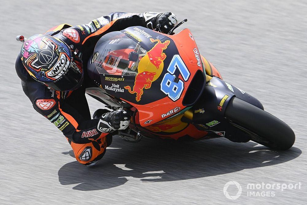 Hasil Moto2 Italia: Duel Rekan Setim, Gardner Kalahkan Fernandez 0,014 Detik