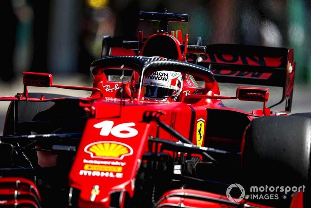 """Leclerc: """"In Q3 ho faticato, ma domani parto con le medie"""""""