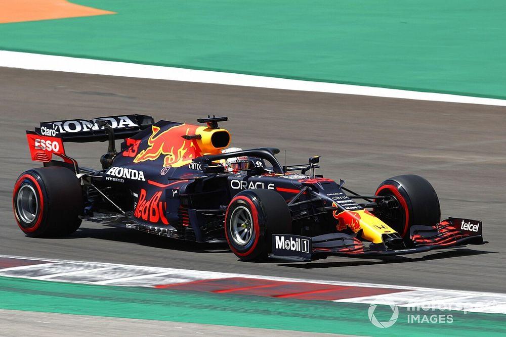 Hasil FP3 F1 GP Portugal: Verstappen di Depan Dua Mercedes