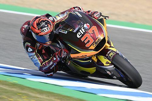 Hasil FP1 Moto2 Catalunya: Fernandez Impresif, Marc VDS Ungguli KTM Ajo