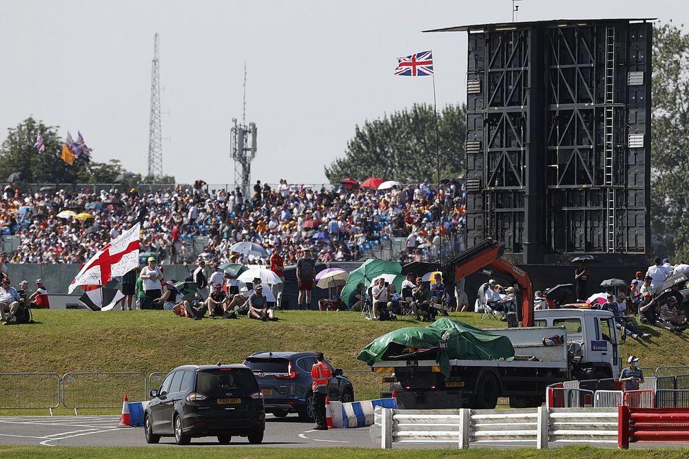 Les commissaires expliquent la pénalité de Lewis Hamilton