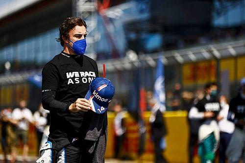 Alonso, un casi cuarentón de 25 años que está al 200%