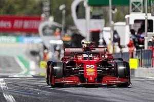 """Sainz: """"Per noi la gara è più difficile della qualifica"""""""