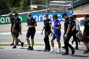 """A """"babonás"""" Alonso elkezdett pályabejárásokra járni"""
