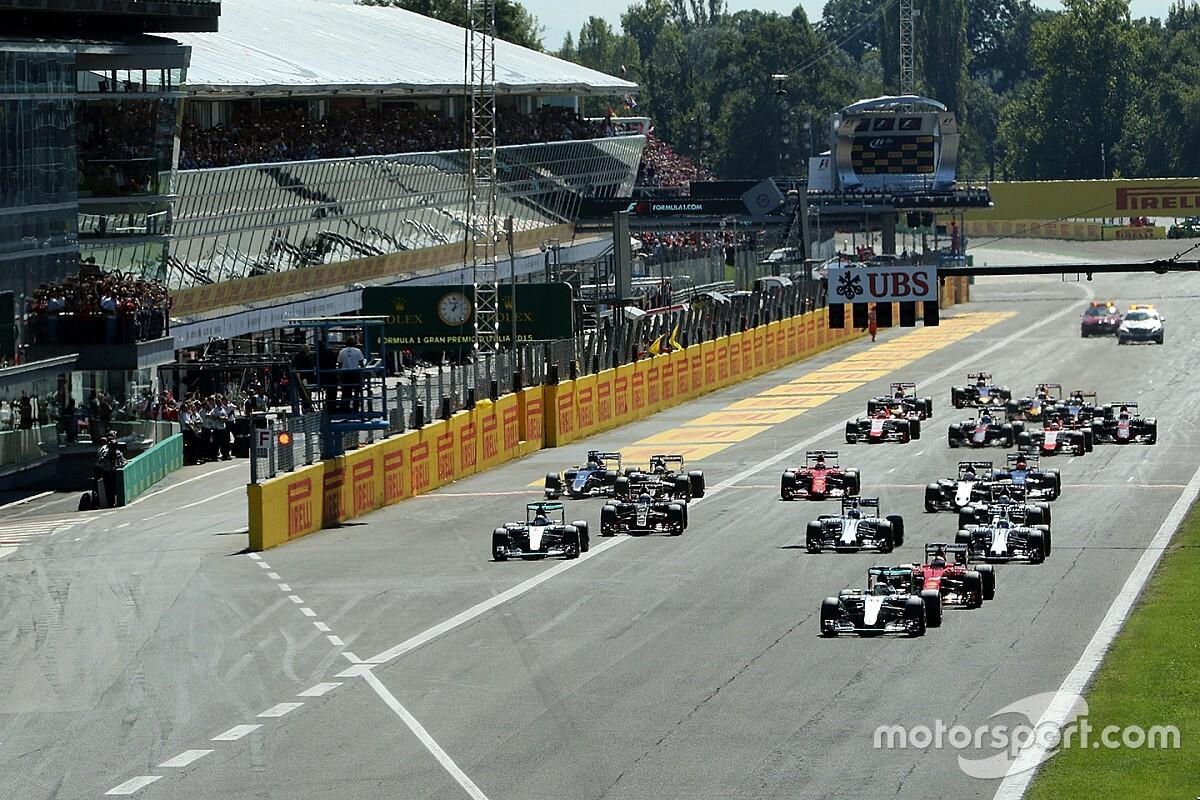 Гран При Италии-2020 пройдет без зрителей