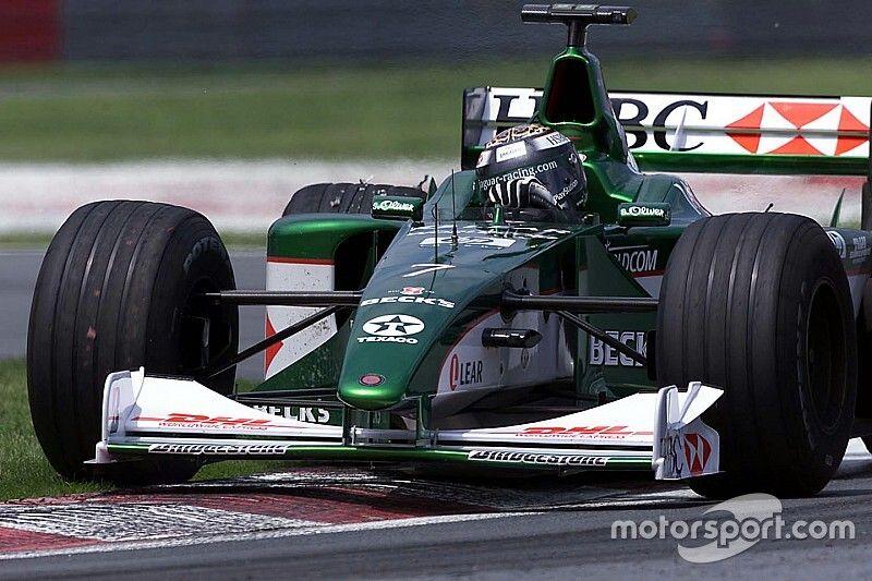 Egy nagy gyártó rövid története - a Jaguar az F1-ben
