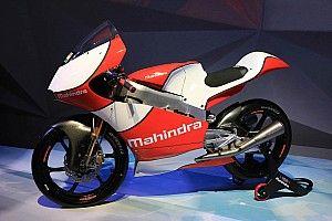 Mahindra unveils 80% new Moto3 challenger